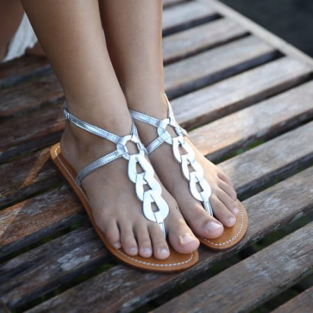 luxe fashion accessories - sandals